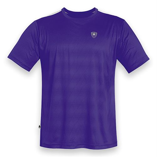 DUC Traction Tennis Crew - Purple/White