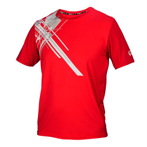 Athletic DNA Match Armor Crew - Red