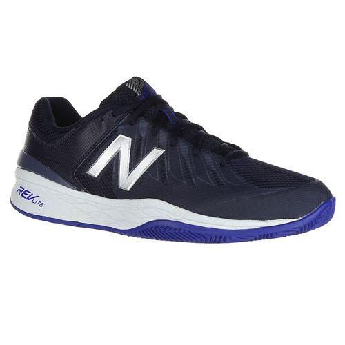 New Balance MC1006PU (2E) Mens Tennis Shoe - Pigment/UV Blue