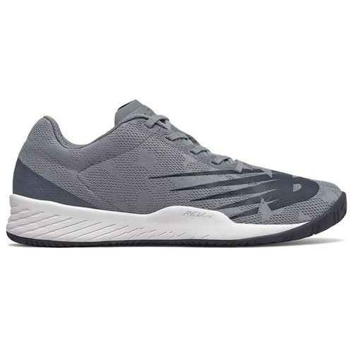 New Balance MCH896N3 Mens Tennis Shoe D Width Grey/White MCH896N3 D