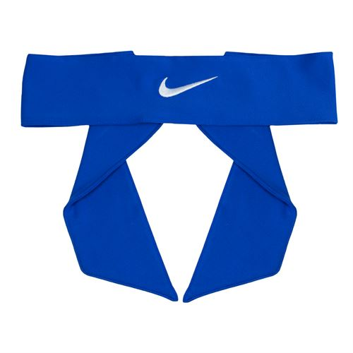 Nike Dri Fit Head Tie 2.0 - Royal White ee07e377ec1