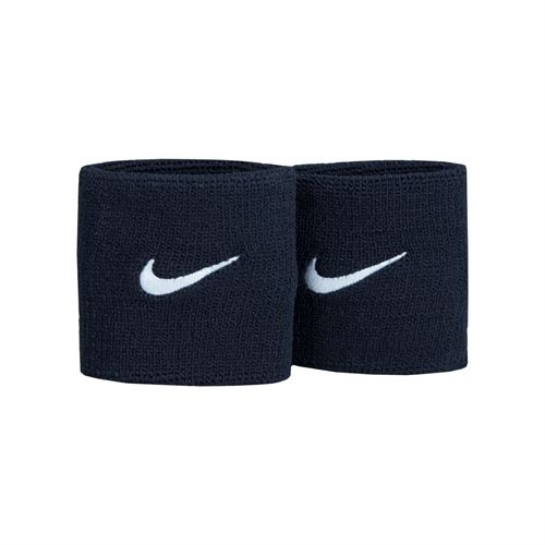Nike Tennis Premier Wristbands - Black/White