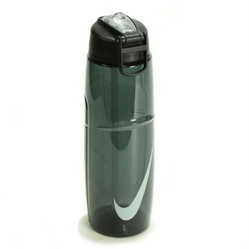 be1f7c5824 Nike T1 Flow Swoosh Water Bottle 32oz - Anthracite/Wolf Grey