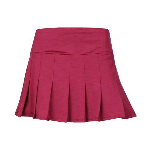 Eleven Needlepoint Flutter Skirt - Cherries Jubilee