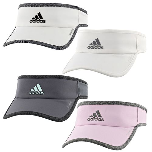 42361431 adidas Womens SuperLite Visor, q118_wslvisor   Tennis Accessories