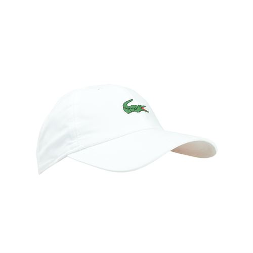 Lacoste Sport Polyester Hat - White
