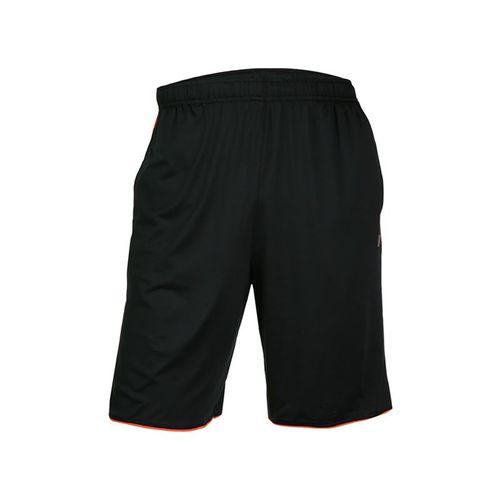 Prince Side Stripe Short - Black/Sunkissed Stripe