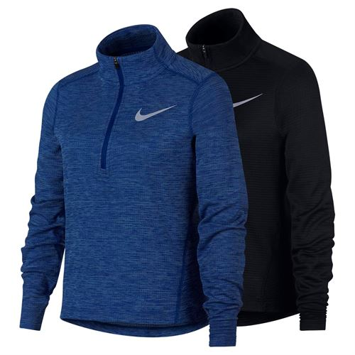 297adebe Nike Girls 1/2 Zip Top, Sp19_AQ9095 | Girls' Tennis Apparel