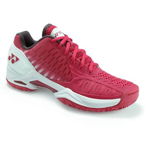 3523e8a5afcf Yonex Power Cushion Eclipsion All Court Womens Tennis Shoe - Dark Pink  STELDP