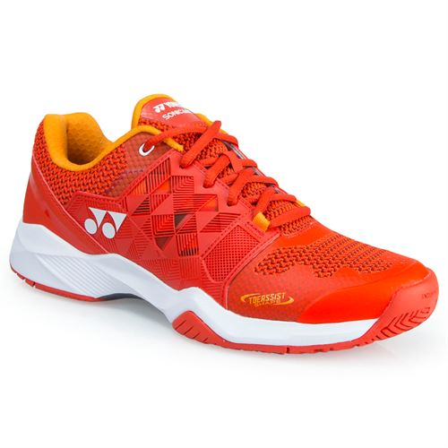 Yonex Power Cushion Sonicage Mens Tennis Shoe - Orange