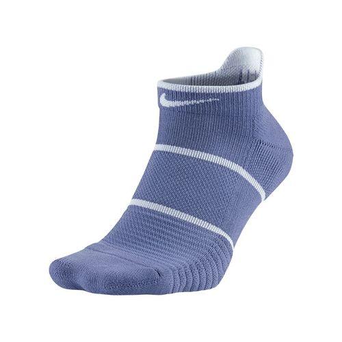 Nike Court Essentials No Show Tennis Sock - Purple Slate/White