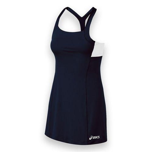 Asics Rally Dress - Navy/White
