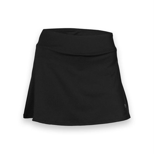 Fila Core Long Flirty Skirt - Black