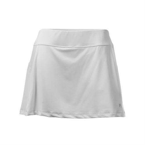 Fila Core A Line Skirt - White