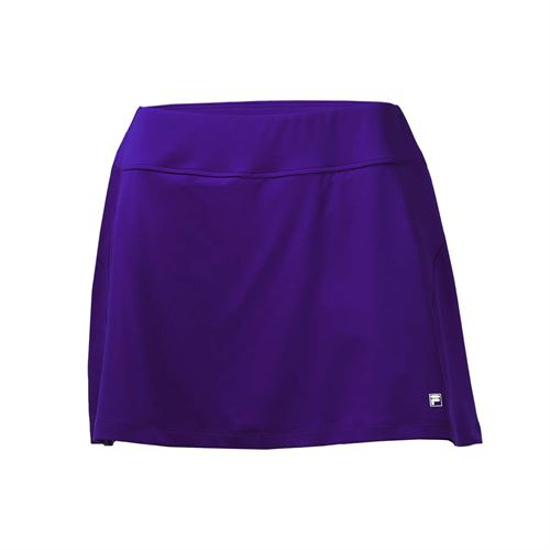 Fila Core A Line Skirt - Purple