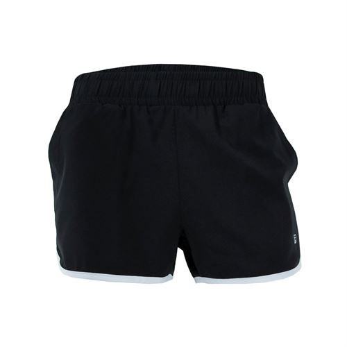 Fila Woven Practice Short - Black/White