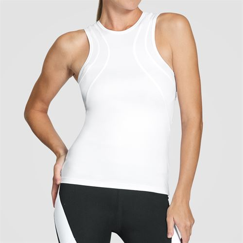 Tail Essential Tank - White