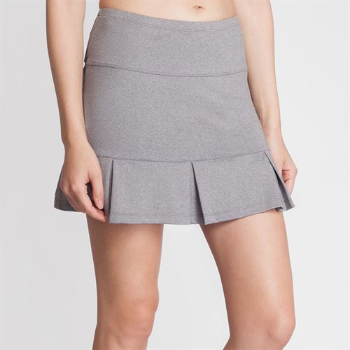 422408215560 Tail Doral Pleated Skirt, Grey, TX6032 560X | Women's Tennis Apparel