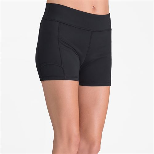 Tail Basics Compression Shorties - Black