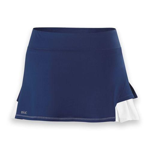 DUC Flirt Skirt-Navy Blue