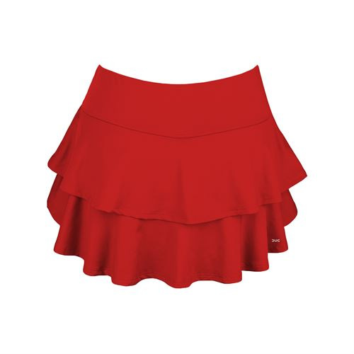 DUC Belle Skirt - Cardinal