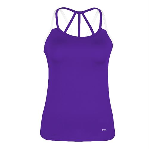 DUC Chic Tank - Purple