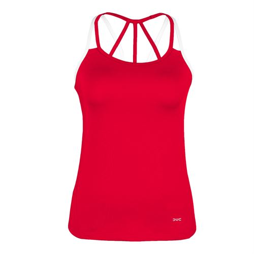 DUC Chic Tank - Red