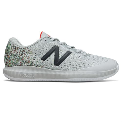 New Balance 996v4 (D) Womens Tennis Shoe - Grey/Flame