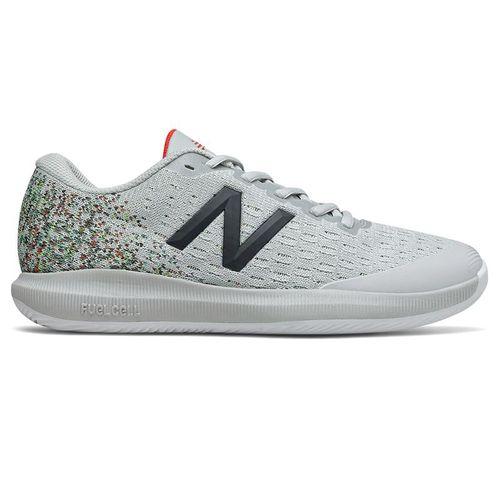 New Balance 996v4 (B) Womens Tennis Shoe - Grey/Flame