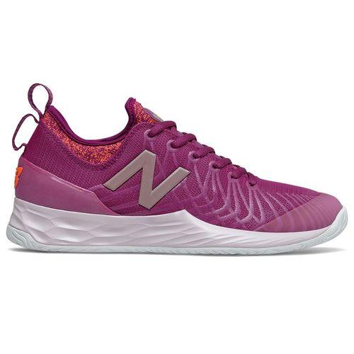 New Balance Fresh Foam LAV (D) Womens Tennis Shoe - Mulberry