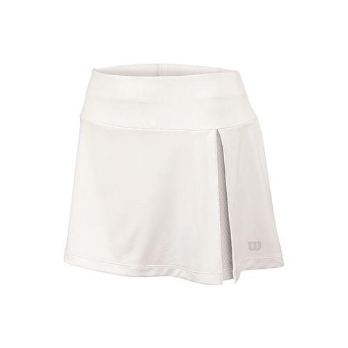 Wilson Vent 12.5 Inch Skirt - White