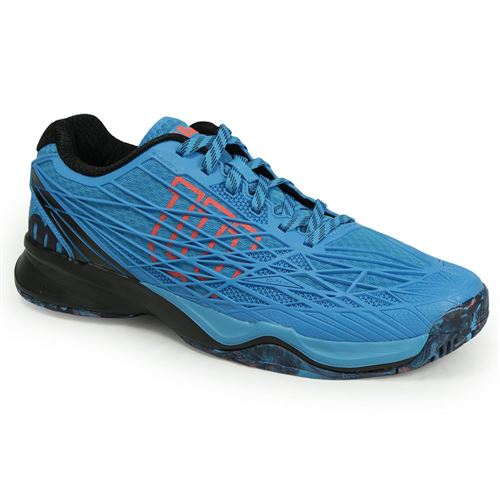 Wilson Kaos Mens Tennis Shoe - Hawaiian Ocean/Black