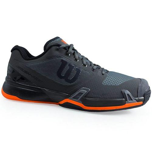 Wilson Rush Pro 2.5 Mens Tennis Shoe - Magnet/Black/Orange