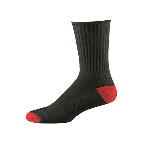 Wilson Comfort Fit Crew Sock - Black