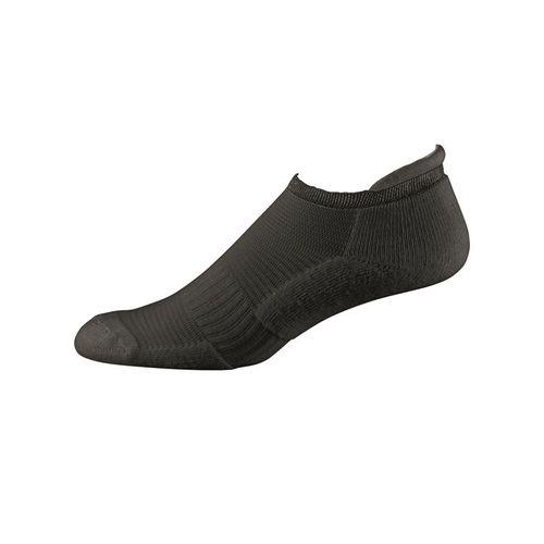 Wilson Comfort Fit No Show Sock - Black