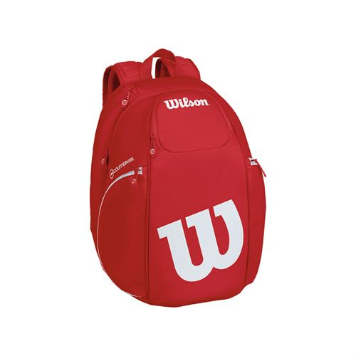 Wilson Pro Staff Backpack - Red/White