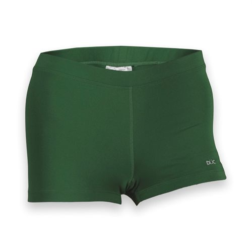 DUC Floater Compression Short-Pine Green