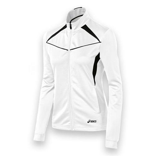 Asics Cali Jacket - White/Black