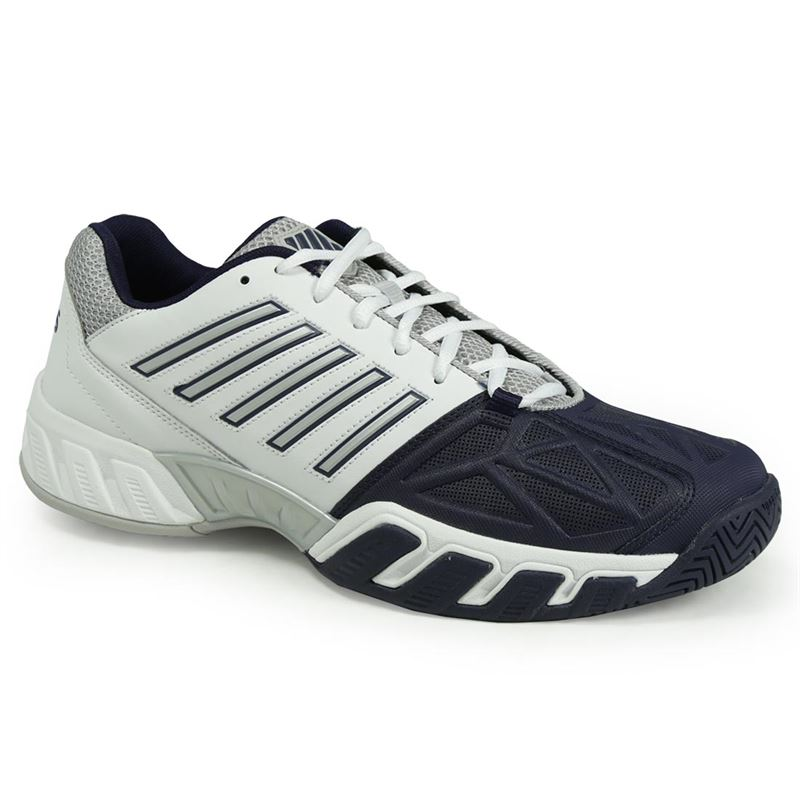 c92bd65df1bf K Swiss Big Shot Light 3 Mens Tennis Shoe. Zoom