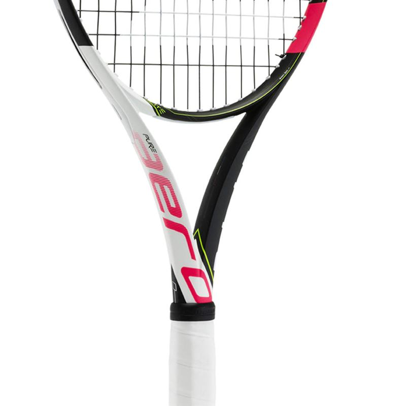 ... Babolat Pure Aero Lite Pink Tennis Racquet cf0e040720f18