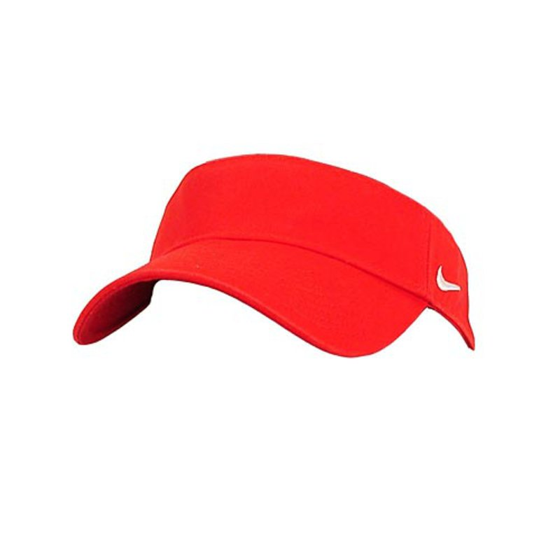 Nike Team Campus Visor-Red 5718d4bfa4c