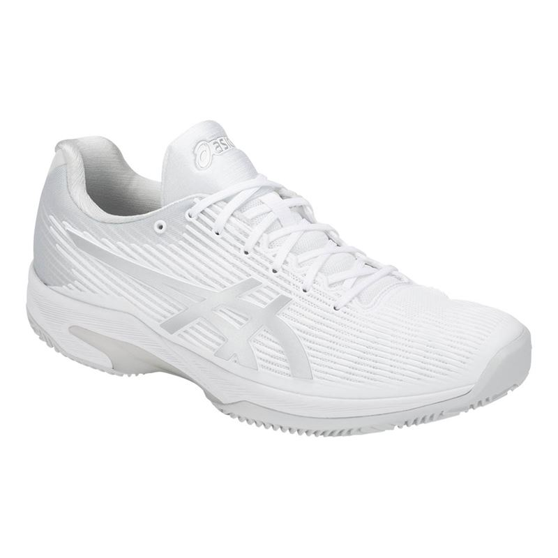 Asics Solution Speed Ff Clay Mens Tennis Shoe 1041a004 100