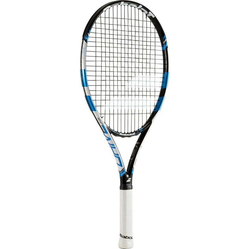 babolat pure drive 25 2015 junior black blue tennis racquet. Black Bedroom Furniture Sets. Home Design Ideas