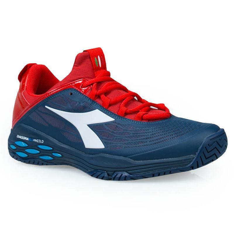 65436f14 Diadora Speed Blushield Fly Mens Tennis Shoe