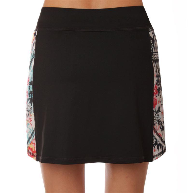 Sofibella Plus Size Skirt 1801 Blkp Womens Tennis Apparel
