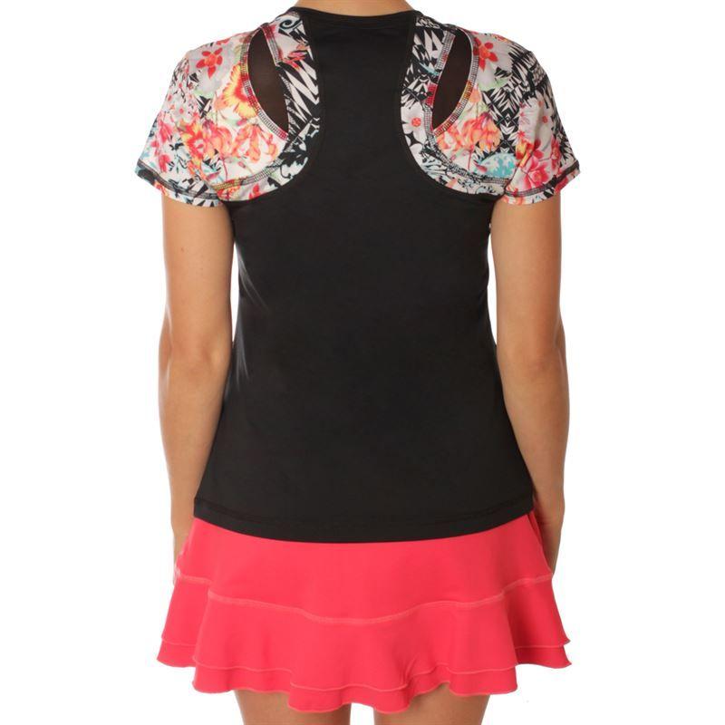Sofibella Plus Size Top 1831 Vctp Womens Tennis Apparel