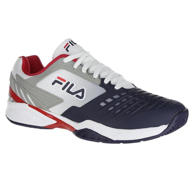 77fcb00baa3 Fila Axilus 2 Energized Mens Tennis Shoe