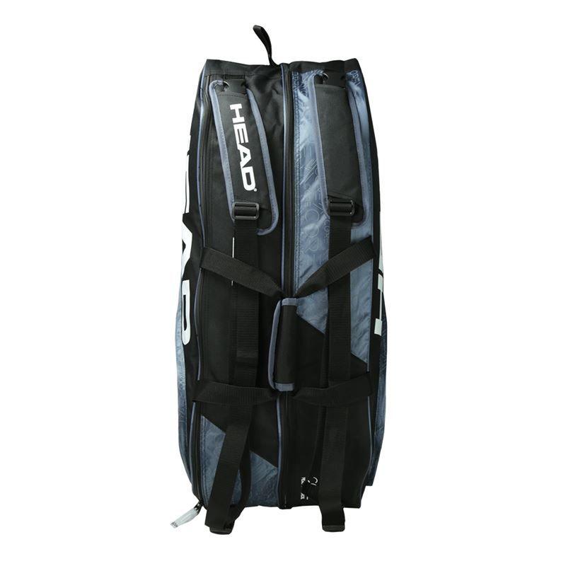 Head Core 6 Pack Combi Tennis Bag