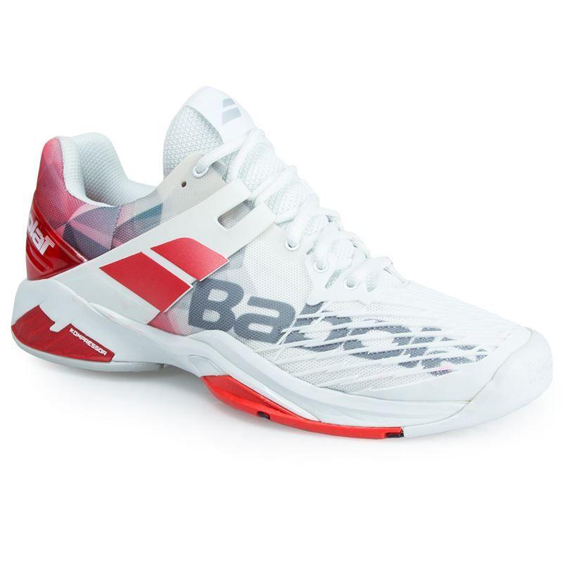 Babolat Tennis Shoes >> Babolat Propulse Fury All Court Mens Tennis Shoe