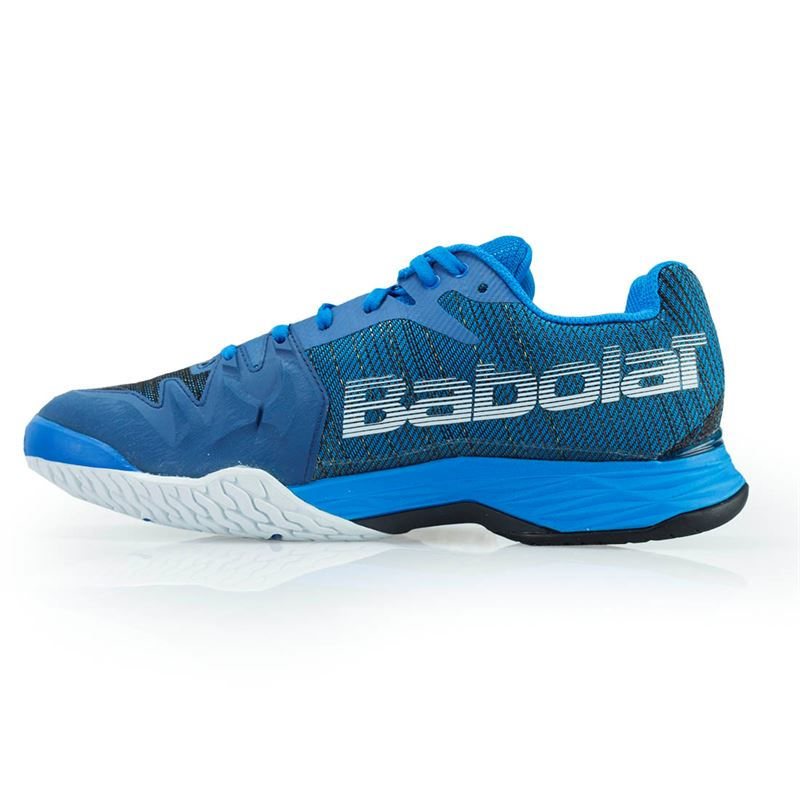 b34c3cd2347f5 Babolat Jet Mach II All Court Mens Tennis Shoe